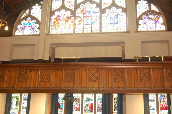 Guildhall: Lovely Windows