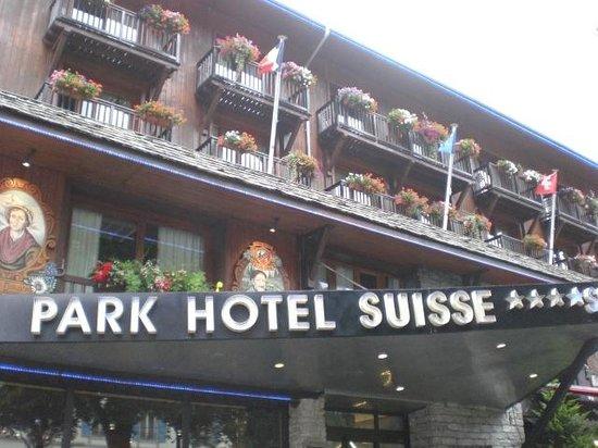 Park Hotel Suisse & Spa: Hotel Flowers