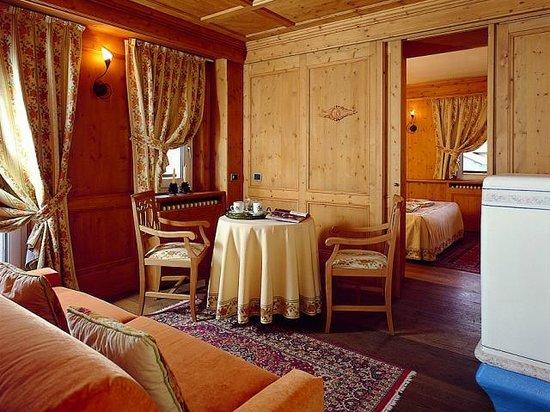 Hotel Baita dei Pini: Camere