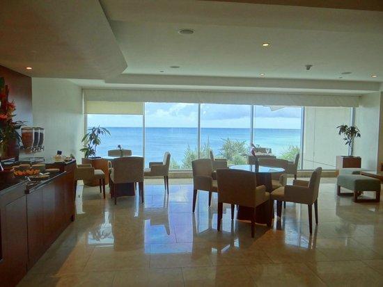 Fiesta Resort & Spa Saipan: executive lounge