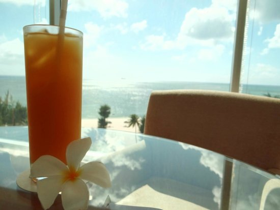 Fiesta Resort & Spa Saipan: executive lounge