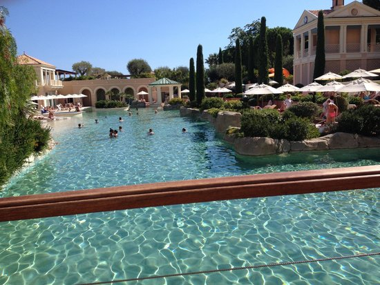 Monte-Carlo Bay & Resort: Part of the Lagoon