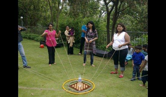 Munnar - Terrace Greens, A Sterling Holidays Resort: team building games