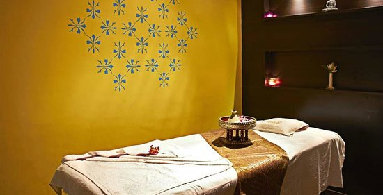 Pune, India: Amantra Spa Rooms