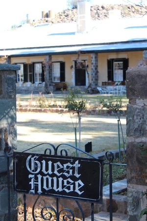 Melton Wold Guest House : Guest House Front