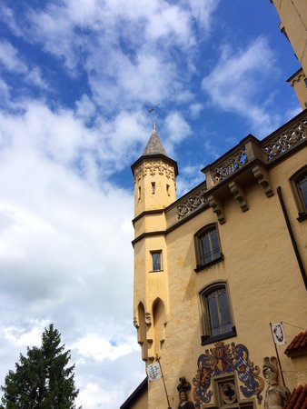 Hohenschwangau, Allemagne : Castello