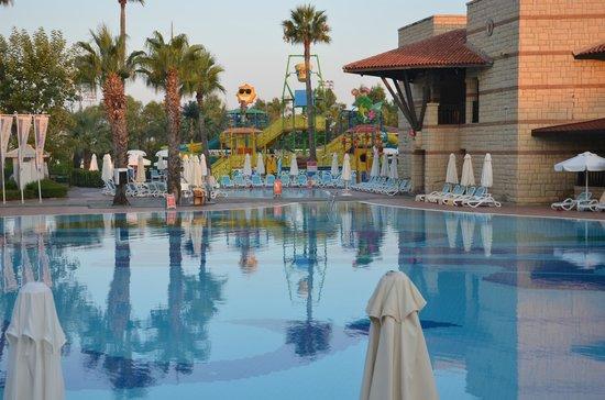 Paloma Grida Resort & Spa: Piscine
