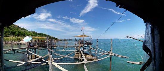 Trabocco Punta Cavalluccio : Vista Panoramica
