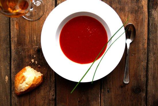 Filderhotel: Suppe