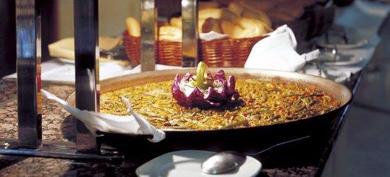 Hotel Principal: Buffet Paella