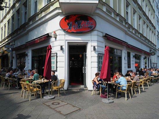 Cafe S In Kreuzberg
