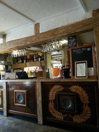 The Crown Inn: The Crown Bar