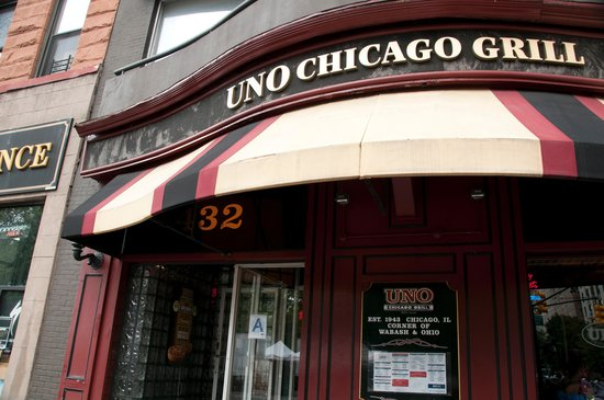 Uno chicago grill 432 columbus av picture of uno for Pizzeria uno chicago