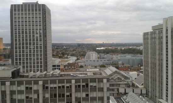 Jurys Inn London Croydon: View from the room