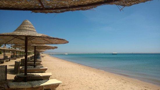Ibis Styles Dahab Lagoon: The beach