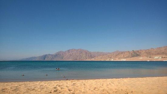 Ibis Styles Dahab Lagoon: Beach area