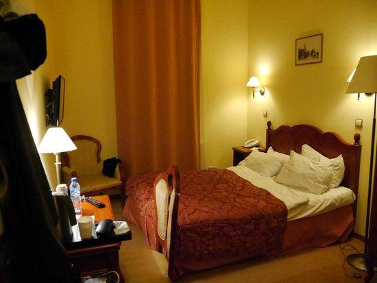 Europejski Hotel: Zimmer