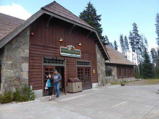 Annie Creek Restaurant: outside
