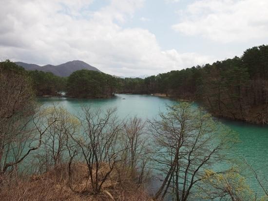 Goshikinuma Lake : 毘沙門沼