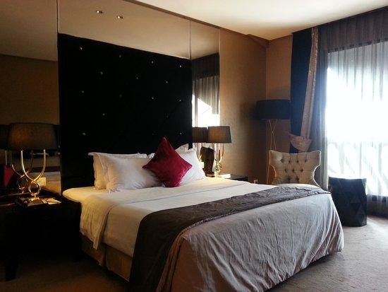 Amaroossa Bandung: hotel room