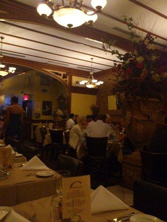 Coppola's Pizzeria Restaurant : Отличное место