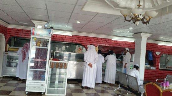 Kholood Restaurant& Cafe: Kholood restaurant