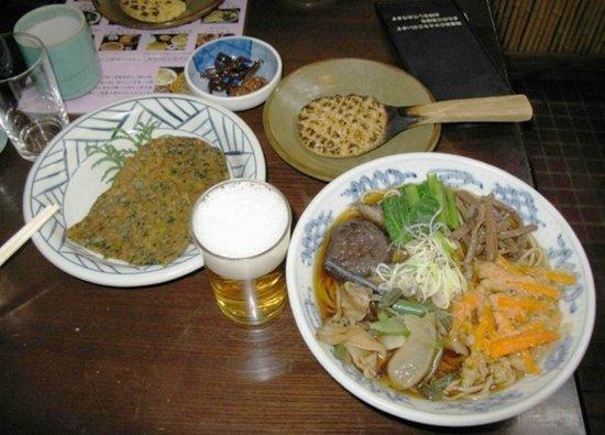 Monzen: Вкусный вегетарианский обед