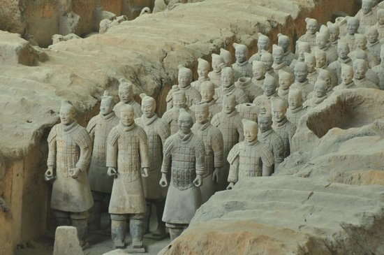 China Connection Tours: Xi'an Terracotta Warriors
