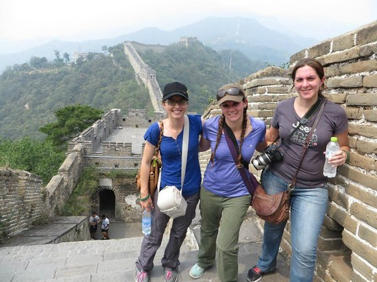 China Connection Tours: Mutianyu section of the Great wall