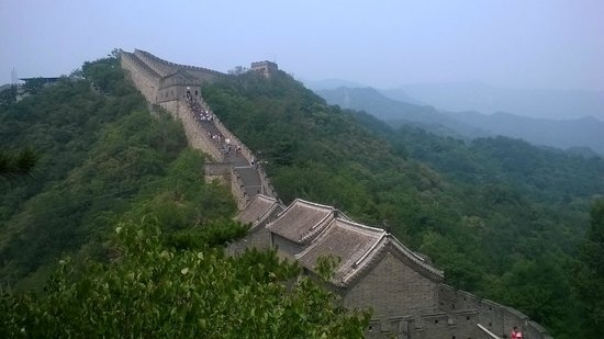 China Connection Tours: Mutianynu section of the Great Wall