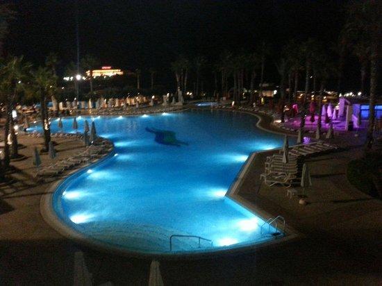 Hilton Malta: Vista dalla camera 527