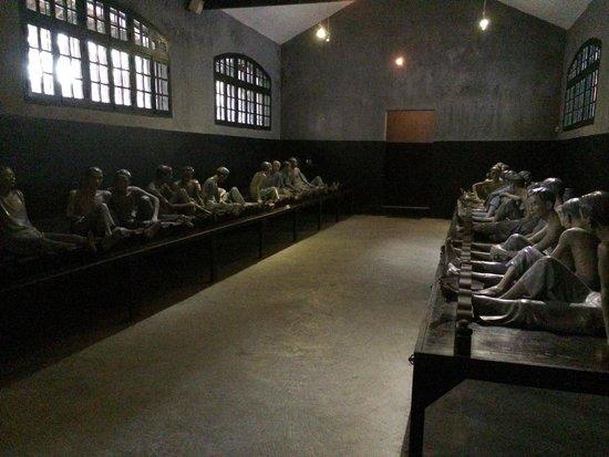 Hoa Lo Prison: iPhone 5S. No filter.