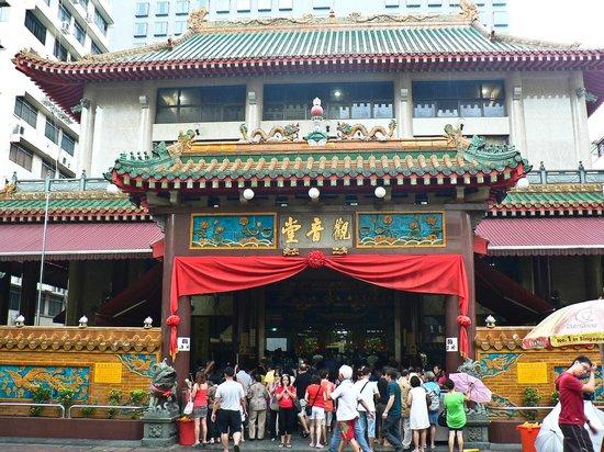 Kuan Yin Thong Hood Cho Temple: храм