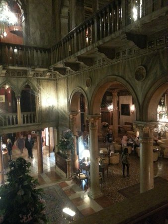 Hotel Danieli, A Luxury Collection Hotel: Interior entrance hall