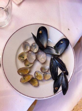 Quantità di Pesce per due risotti