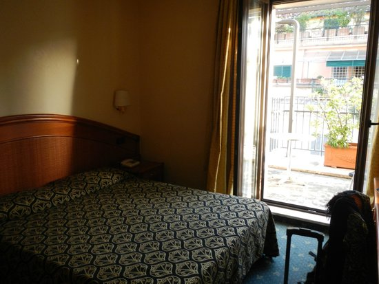 Hotel King, Rome : Habitacion 401