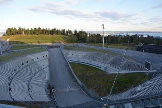 Holmenkollen Ski Museum and Ski Jump Tower: Ski Center, Afternoon