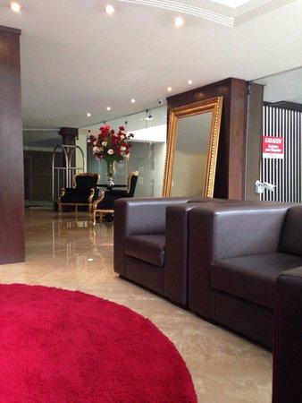 Hotel Valentini Di Lucca: Recepção