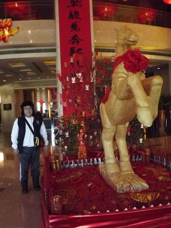 Sofitel Harbin : New Year Decorations