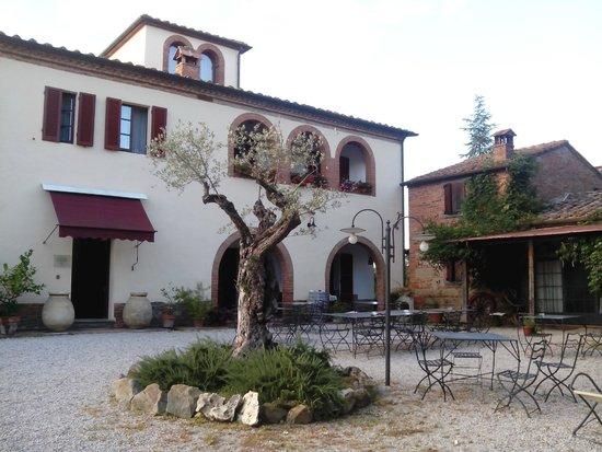 La Bandita Hotel Siena: Villa