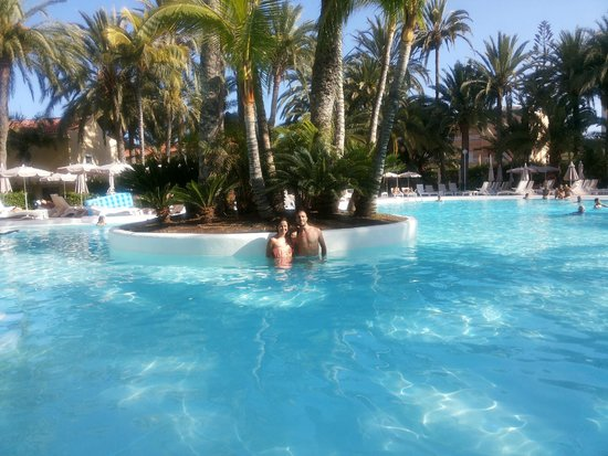 Hotel Riu Palmeras / Bung Riu Palmitos: Piscinita