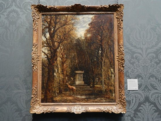National Gallery: Cenotaph to the Memory of Sir Joshua Reynolds