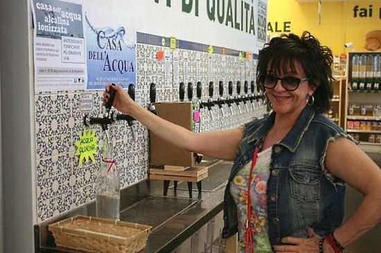 Acqua alcalina tutte le offerte cascare a fagiolo for Ionizzatore acqua kangen prezzi