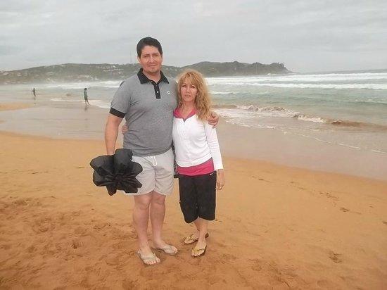 Geriba Beach : bella playa