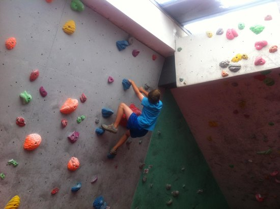 Spot Climbing Centre