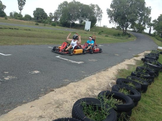 Kambol Kart Race Way
