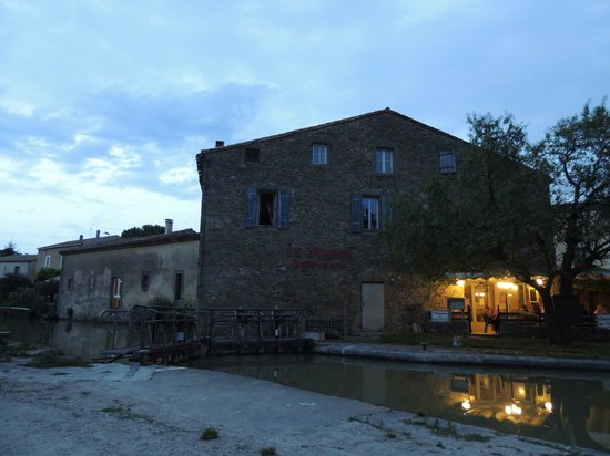 Le Moulin de Trebes: esterno