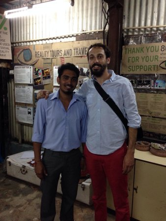Reality Tours and Travel - Day Tours: Sid was absolutely amazing. He truly changed my perspective on what really goes on in the slum.