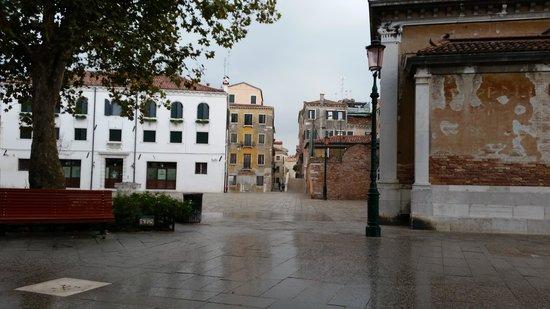 Venice & Venice : ميدان سان ماركو  البندقية