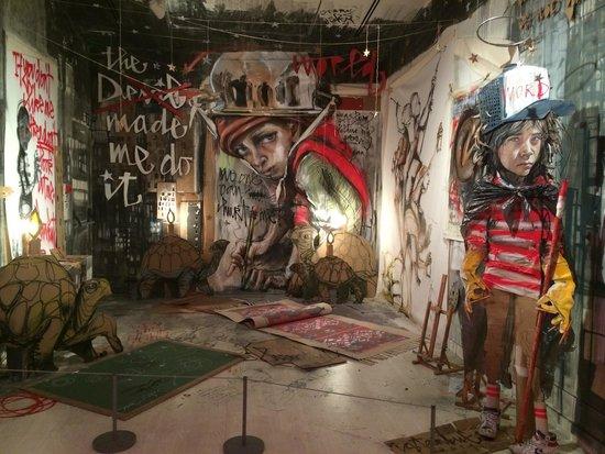 Pera Museum : Graffiti art